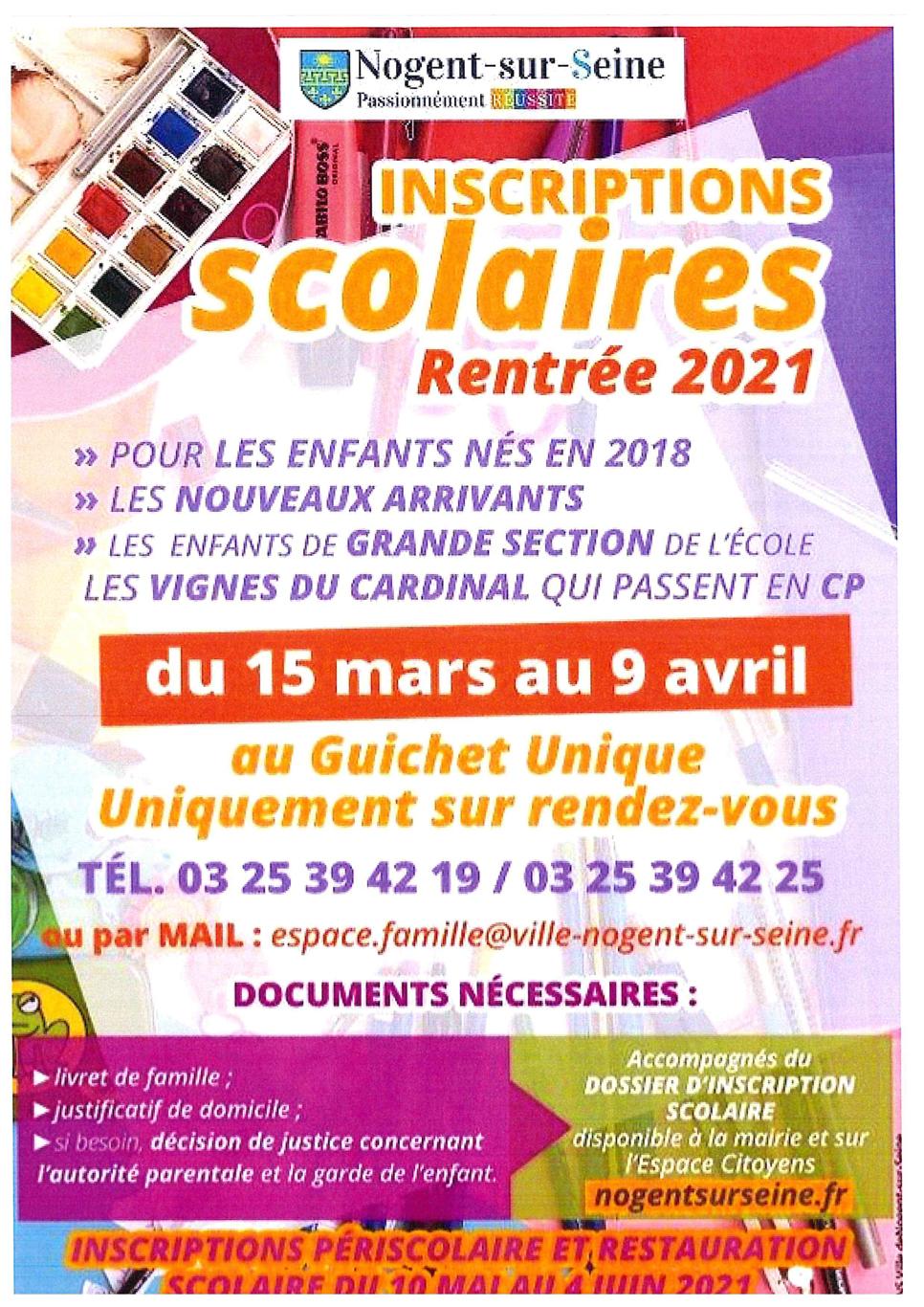 InscriptionsScolaires21